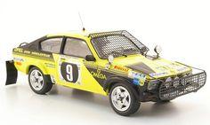 Opel Kadette C Coupe Safari Rally No.9