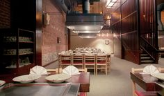 Japanese #restaurant designed by #WareMalcomb