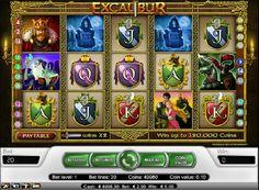 Exalibur slot gratis  I Excalibur fra Net Entertainment kan vi garanterte at du vil få deg en forfriskende opplevelse  http://www.norske-spilleautomater-gratis.net/norske-spilleautomater/exalibur-slot-gratis  #Exalibur #Slotgratis #Spilleautomater