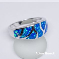 Hawaiian Wedding Rings, Wedding In The Woods, Cuff Bracelets, Mosaic, Rainbow, Silver, Gold, Jewelry, Forest Wedding