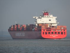 container ship - Google Search
