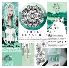"""Mint Shein"" by varrica ❤ liked on Polyvore featuring KEEP ME, Cloud 9 and Zephyr"