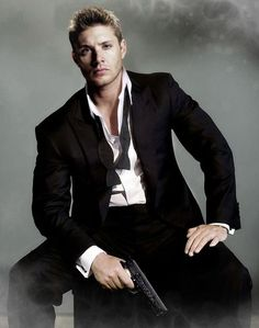 Jensen  Ackles  ♡  this  man