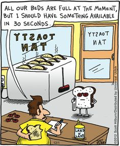 The Argyle Sweater on Gocomics.com