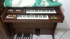 Órgão Gambitt BX-500