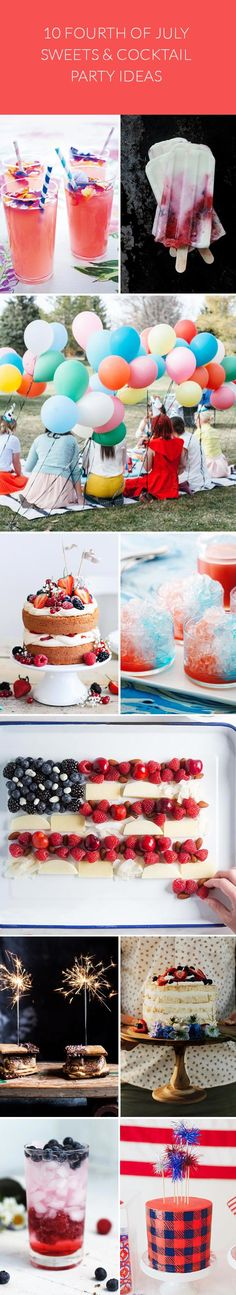 10 Fourth of July party ideas