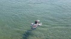 Raspi Rov, el dron submarino construido con Raspberry Pi #RaspberryPi #diy #robots #3dprint #impresion3d