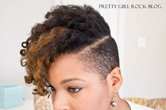 Natural Hair | How to Get Soft Waves with a Flat Twist Out