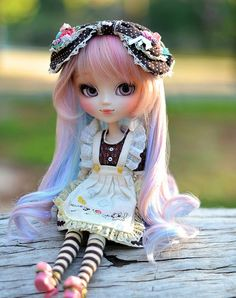 Edith ❤❤Little cupcake❤❤ (Pullip Alice du Jardin) | Flickr - Photo Sharing!