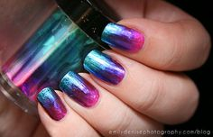 Come check out these stunning gradient nail art foils from...