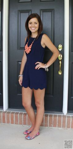 Get a Leg on Spring with These Fab Rompers . 1bc233fa9ae