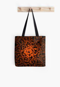 'Honey.be.e Like A Ghost' All Over Print Tote Bag, print design by Asmo Turunen. #design #totebag #shoppingbag #atcreativevisuals #kestokassi