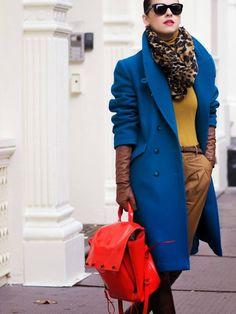 The coat.........love it!