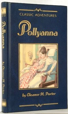 Pollyanna book by Eleanor H. Porter by EAGERforWORD on Etsy