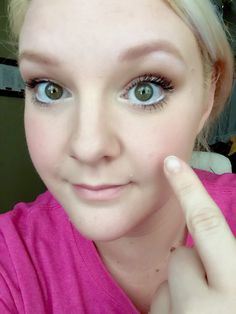 Why are you still doubting my 3D+ Mascara??  The proof is in the pudding!