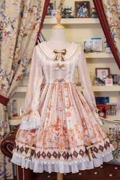 #Leftovers: 【Hamster Princess's Knight Dream】 OP Dress (only 1 dress left)