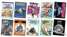 Somos GRAFITO EDITORIAL y tenemos un #cómic para ti www.grafitoeditorial.com