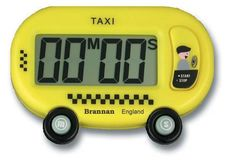 Digital Timer - Taxi Model