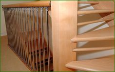 Chrome and Nickel Fusion Staircase Banisters, Glass Panels, Case Study, Chrome, Stairs, Home Decor, Stair Railing, Stairway, Staircases