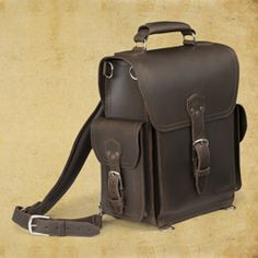45de5e2c1307 Leather Backpack - They will fight over it when your dead! Saddleback  Leather
