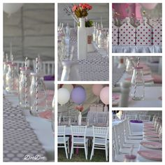 #PolkaDot #ThemeParty #DotDot Party Themes, Polka Dots, Parties, Table Decorations, Furniture, Home Decor, Fiestas, Decoration Home, Room Decor