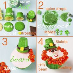 Hello Cupcake #bringJOYhome #recipe #St.PatricksDay
