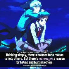 But some people go out of their way to find the reason to hurt and kill. And those are the true killers