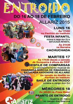 Entroido Allariz 2015 - Ourense