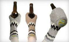 Bierhandschuh Als Weihnachtsgeschenk für die Jungs merken