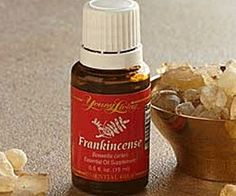 Frankincense essential oil treating migraines, respiratory issues, oral health, stress and anxiety, reduce delays in menstrual cycle.