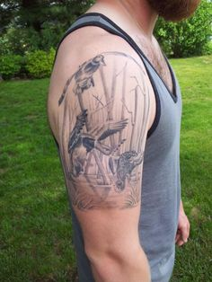 Realtree Tattoo Contest Top 10 | Deer Hunting | Realtree