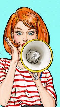 Pop Art Wallpaper, Flower Background Wallpaper, Images Pop Art, Farmasi Cosmetics, Pop Art Girl, Art Pop, Pop Art Women, Drawing Sketches, Drawings