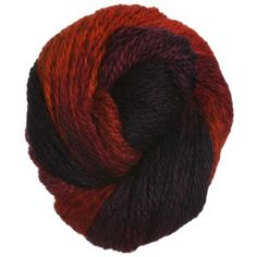 Lorna's Laces Masham Worsted Yarn - '14 May - Fire and Blood