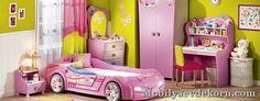 nice Çilek Mobilya Kız Çocuk Odası