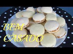 Espaço Culinária - Receita: Bem Casado - Bloco 1 - 14.09.12 - TV Mundi - YouTube