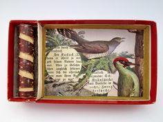 mano kellner , art box nr 334, kuckuck