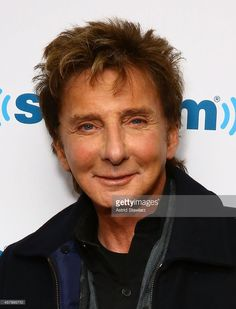 Barry Manilow 2014 | Singer Barry Manilow visits the SiriusXM Studios on October 28, 2014 ...