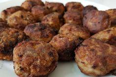 Sweets Recipes, Meat Recipes, Cooking Recipes, Desserts, Garlic Pizza, Tasty Meatballs, Baking Videos, Food Platters, Greek Recipes