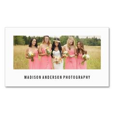 Minimal Portrait | Photography Business Cards - Photography courtesy of @photosbyblush  www.photosbyblush.com