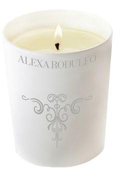 Alexa Rodulfo - Bois Blanc Candle at Aedes.com
