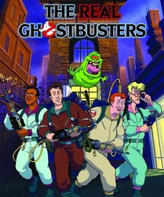 The Real Ghostbusters, Ghostbusters Pictures, Ghostbusters Party, Best 90s Cartoons, Real Ghosts, Saturday Morning Cartoons, Ghost Busters, Transformers Art, Ghostbusters