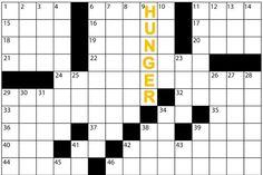 Ending Hunger   Hunger terminology