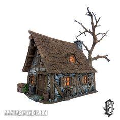 Cottage by Nana of CabanaMinis.com