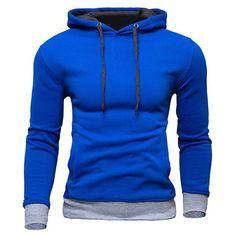 New Brand Sweatshirt Men Hoodies Fashion Solid Fleece Hoodie Mens Hip Hop Suit Pullover Men's Tracksuits Moleton Masculino