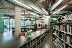 Instituto Goethe – Instalações Provisórias / FAR frohn
