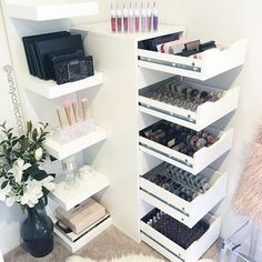 . Vanity Collections For all your makeup storage needs Perth WA Based Online Store and display room. Aust wide shipping. . Featured in post - . Complete VC Dividers 9 Drawer Pack . This is the ultimate pack for anyone owning the IKEA Alex 9 Drawer unit .