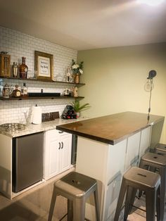 How to Build a Home Bar - DIY Step by Step Guide - Rock Solid Rustic