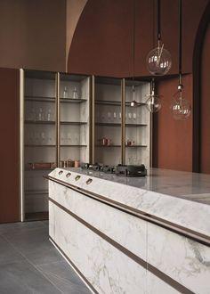 #kitchen #luxurykitchen #luxurydesign #luxuryinterior #bestinterior #красиваякухня #кухня #дизайнкухни