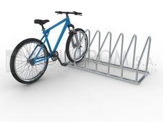 Bicicletero - Inducrom - Moscú - Bicicleteros - Logismarket.cl