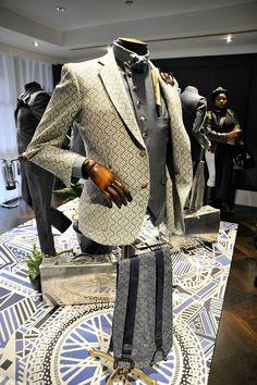 Turnbull & Asser Spring/Summer 2016 Menswear Collection | British Vogue